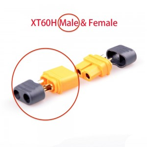 XT60H-Y AMASS CONNECTOR Male (1 PC)