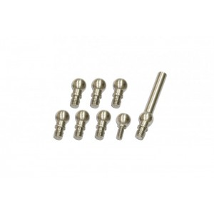 G071206  Stainless Linkage (4.8mm) Balls