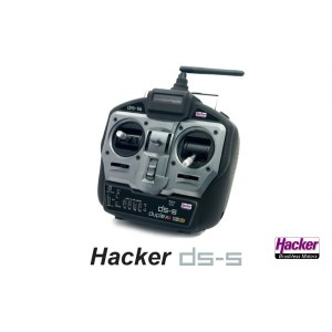 Hacker 10001020 Hacker DS-5 Mode 2 (Preorder)