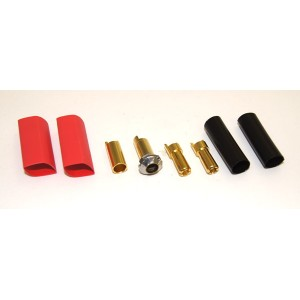 Hacker 22985475 JETImodel ASC 5,5mm (Anti-Spark-Connector-Set 5,5mm) (Preorder)