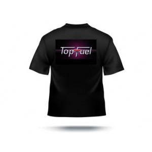 Hacker 29298623 T-Shirt with Logo TopFuel , Size L (Preorder)
