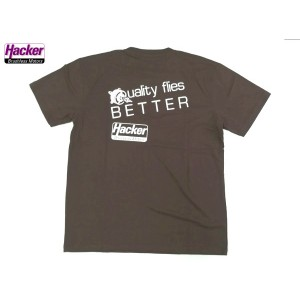 Hacker 29298652 Hacker T-shirt - chocolate - M (Preorder)