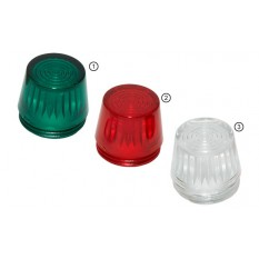 "Hacker OPT4415/683 Cover cap ""XL"" (16mm) (0.63in) 2x green (Preorder)"