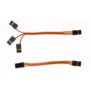 "MIK4282E Mini V-Bar Patchcable (80mm / 3.1"")"