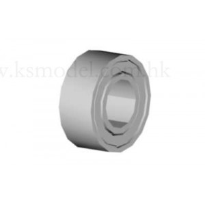 MIK0726E Ball bearing 4x10x4