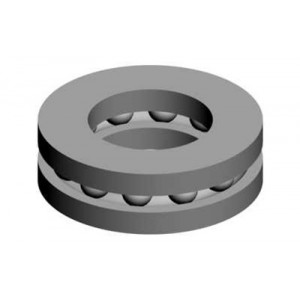 MIK0840 Main Blade Grip Thrust Bearings 8x16x5mm