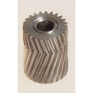 MIK4123 Pinion for herringbone gear 23 teeth, M0,5 (FROM KIT)