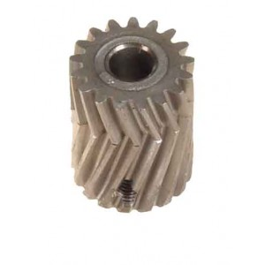 MIK4217 Pinion for herringbone gear 17 teeth, M0,7 dia. 5mm