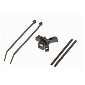 MIK4954 Antenna support for tailboom, black