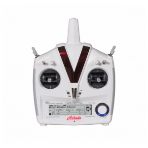MIK4982 Mikado VBar Control Radio with RX-Satellite, White