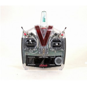 MIK4989 VBar Control Radio with VBar NEO, transparent