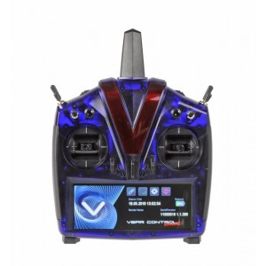 MIK5136 VBar Control Touch, blue transparent