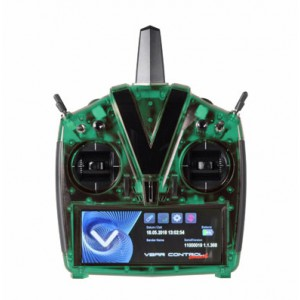 MIK5225  VBar Control Touch, green transparent