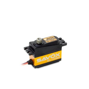 SH-1250MG Savox Digital Servo SH 1250MG Midi Size