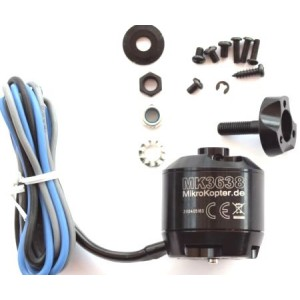 MK 14pol Brushless Outrunner High Torque for Direct Drive