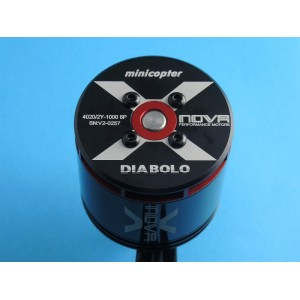 "MC1682b Diabolo 550 X-Nova 4020-1000 shaft D ""Diabolo"""