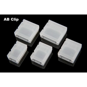 JST-XH-6S AB CLIP PARALLEL ADAPTER PROTECTOR 6S (7PINS)* 5PCS*