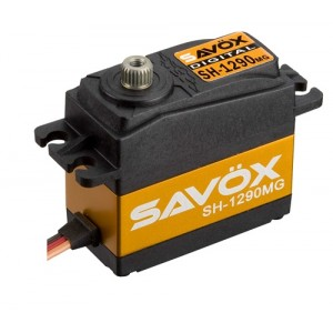 SAVOX SH-1290MG Super Speed Metal Gear Digital Servo (rudder)