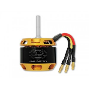 HK-4015-1070KV Scorpion motor (Mikado co-branded)